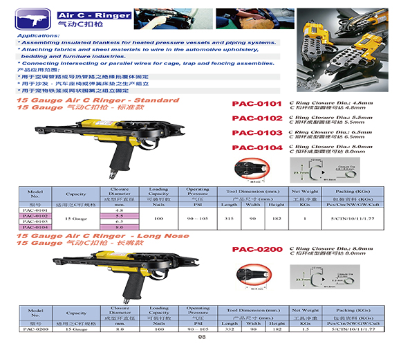 Pneumatic Tools-Page 8