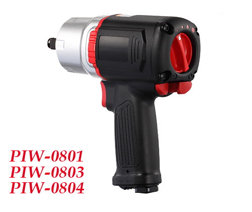 Composite Impact Wrench - Twin Hammer