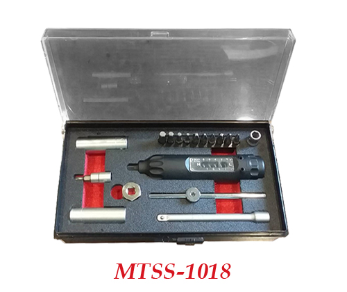 18 PC Torque Screwdriver Set
